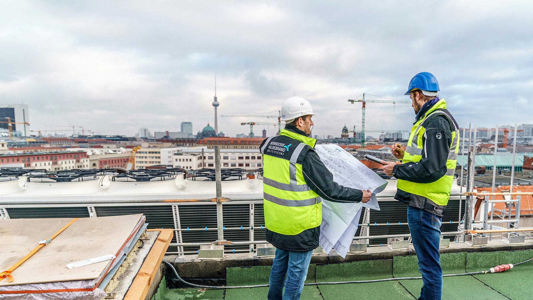 Benndorf und Hildebrand Startseite Systemanbieter-fuer-Kaeltetechnik